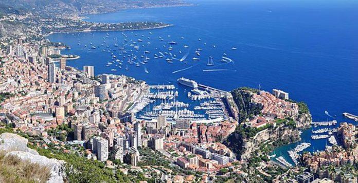 Monaco panorama, microstate