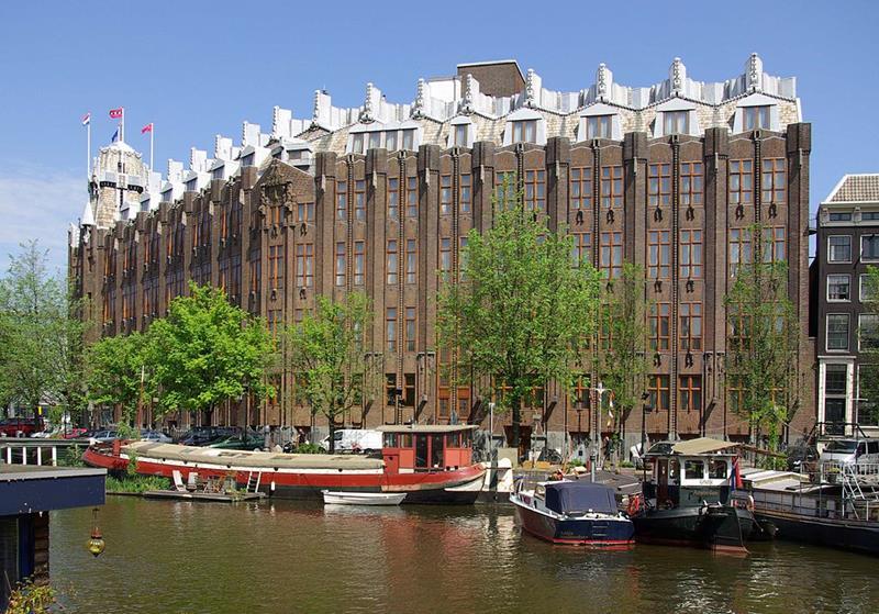 Amsterdam-Scheepvaarth-travel quiz