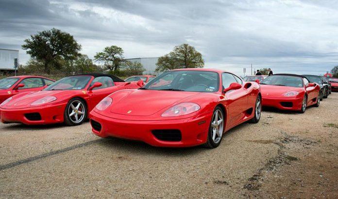 Ferrari-dealer of used cars-exotic cars quiz