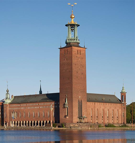 Stockholm City Hall-Stadshuset-capital-quiz