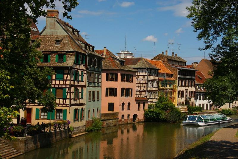 Strasbourg- Petite France-Little France-travel quiz